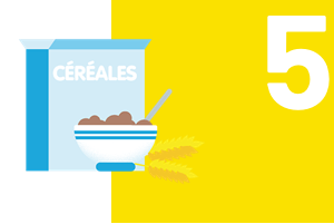 5 : Aliments riches en fibre contre la constipation